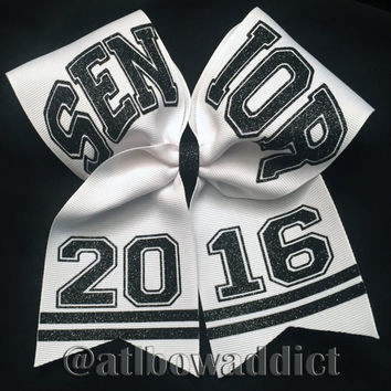 Cheer Bow - Senior 2016