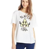 Volcom Junior's Take A Trip Basic Graphic Tee