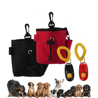 Portable Outdoor Dog Training Bag Pet Feed Pocket Pouch Dogs Water Food Bag Travel Bag Supply Dog Supplies Pet Products Hot Sale