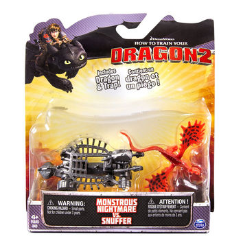 How to Train Your Dragon [Monstrous Nightmare vs. Snuffer]