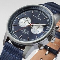 TRIWA - Watch - Blue Steel Nevil