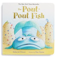 Infant The Pout-Pout Fish' Board Book
