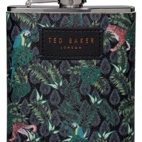 Wild and Wolf x Ted Baker London Jungle Print Hip Flask   Nordstrom