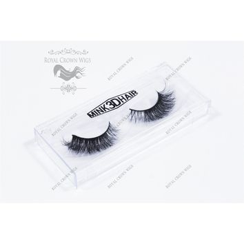 The Contessa 3D Mink Strip Lash Sets (10)