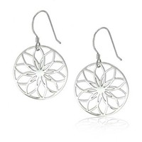 Bling Jewelry Filigloral Earrings