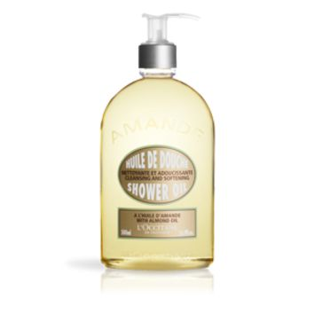 Gentle Sensitive Skin Oil Body Wash │ Almond Shower Oil | L'Occitane