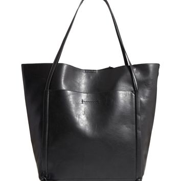 Sole Society Harley Faux Leather Tote | Nordstrom