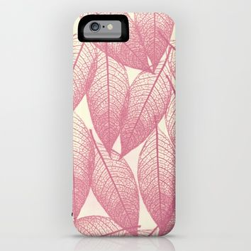 gentle mood iPhone & iPod Case by Marianna Tankelevich
