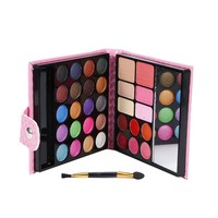 Pro Small Makeup Set Eyeshadow Palette 32 colors Fashion Eye Shadow Make Up Shadows set With Case Cosmetics For Women 4colors