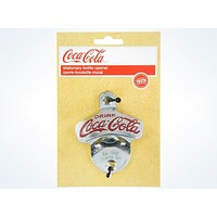 Coca Cola Authentic Wall Bottle Opener New with Card