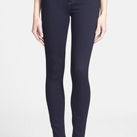 High Rise Ankle Jeans ,