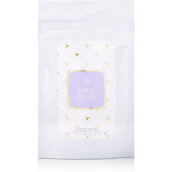 ARI by Ariana Grande Coffee Scrub