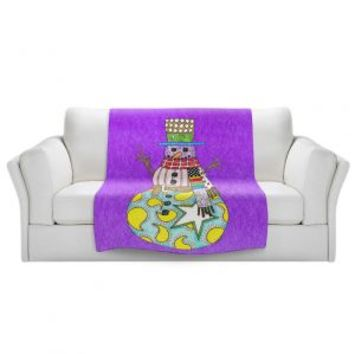 https://www.dianochedesigns.com/sherpa-pile-blankets-marley-ungaro-snowman-purple.html