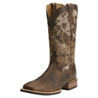 Ariat Quickdraw Kryptek Square Toe Boots
