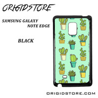 Cactus For Samsung Galaxy Note Edge Case Please Make Sure Your Device With Message Case UY