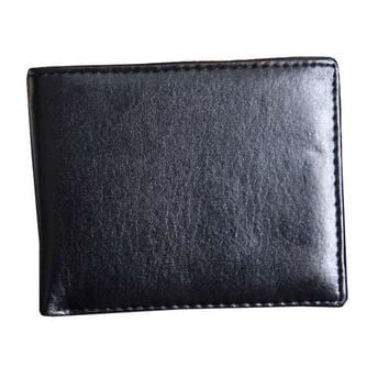 Fashion Men Bifold carteras mujer Business Wallet ID Credit Card Holder Purse Leather Pockets England Style Men Wallets