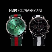 ARMANI Women Fashion Quartz Movement Watch