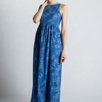 Isle of Skye Maxi Dress