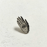 Shrimp Sauce Death Hand Pin - Urban Outfitters