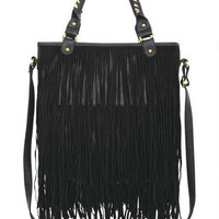 Kailey Fringe Crossbody Bag