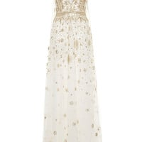 Constellation Capeline Gown | Moda Operandi