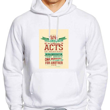 Divergent Veronica Roth Quote d14945c7-5ae0-49bb-99eb-f55f4e3019d9 For Man Hoodie and Woman Hoodie S / M / L / XL / 2XL *01*