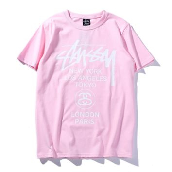 Stussy Women Men Fashion Casual Shirt