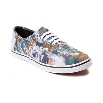 Vans Authentic Lo Pro Earth Skate Shoe