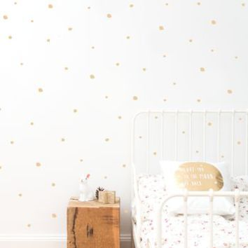 Set Of Jots Wall Stickers