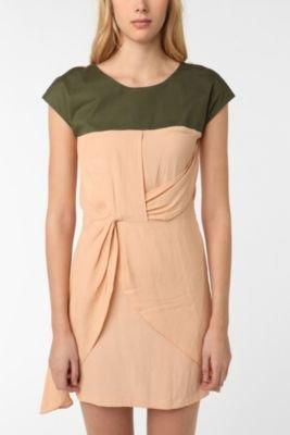 UrbanOutfitters.com > My Pet Square Twisted Dress