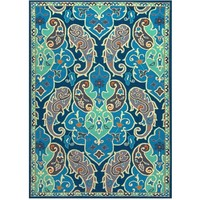 Outdoor Paisley Rugs