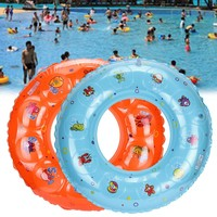 MUQGEW Inflatable Circle Pool Floats XXS/XS/S/ M/ L  Air Swimming Float Inflatable Pool Ring for Adult And Kids para piscina #ES(FREE SHIPPING)