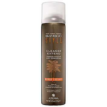 ALTERNA Haircare Cleanse Extend Translucent Dry Shampoo