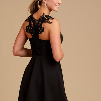 Altar'd State Damask Back Dress - Dresses - Apparel