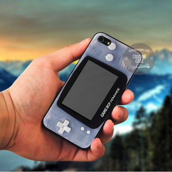 Nintendo Game Boy Advance cover case for iPhone 4 4S 5 5C 5 5S 6 04ef8a6a0