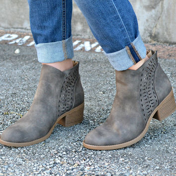 Hit The Road Booties