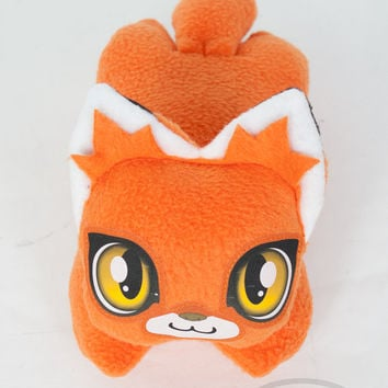 Fox- Lemon Squeezies, adorable, cute, plush, lemon, mini, pillow