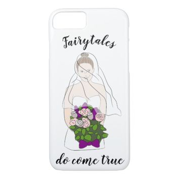 Fairytales Do Come True iPhone 8/7 Phone Case