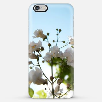 spring flowers iPhone 6 Plus case by VanessaGF | Casetify