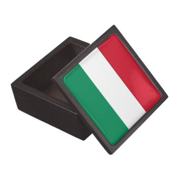 Hungarian Flag Premium Gift Box