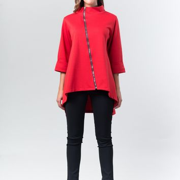 Stacey Jacket - Red