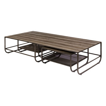 Sarreid Nesting Coffee Tables (Set of 3)