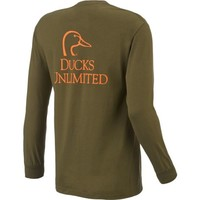 Ducks Unlimited Adults' Long Sleeve T-shirt | Academy