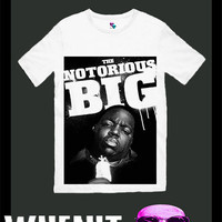 worldwide shipping just 7 days THE NOTORIOUS BIG men t shirt 30302