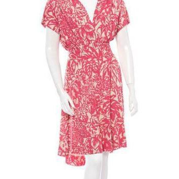 ONETOW balenciaga floral dress w tags 2