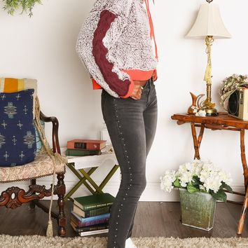 Free People Wildheart Pullover