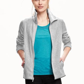 Old Navy Womens Performance Fleece Jackets