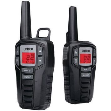 Uniden 23-mile 2-way Frs And Gmrs Radios (micro Usb Y-cable) (pack of 1 Ea)