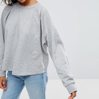ASOS - Sweat coupe trapèze at asos.com