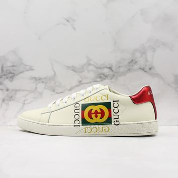 Gucci Ace Embroidered Sneaker Style 456232 - Best Online Sale